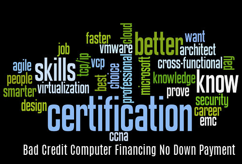 Bad Credit Computer Financing No Down Payment