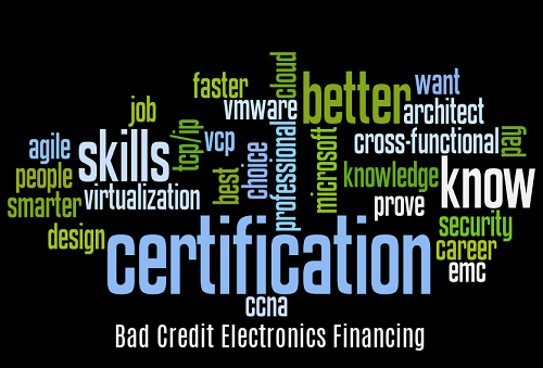 Bad Credit Electronics Financing
