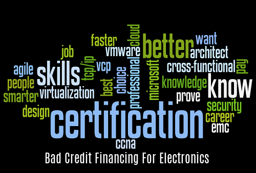 Bad Credit Financing for Electronics