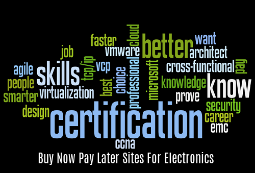 Buy Now Pay Later Sites for Electronics