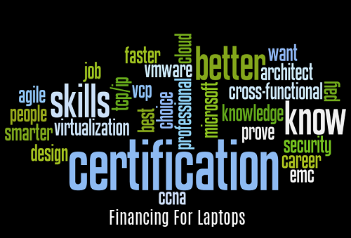 Financing for Laptops
