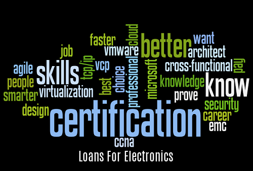 Loans for Electronics