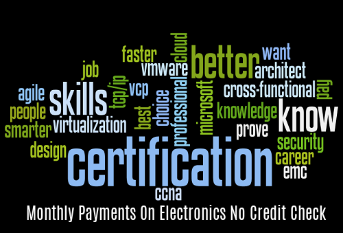 Monthly Payments on Electronics No Credit Check