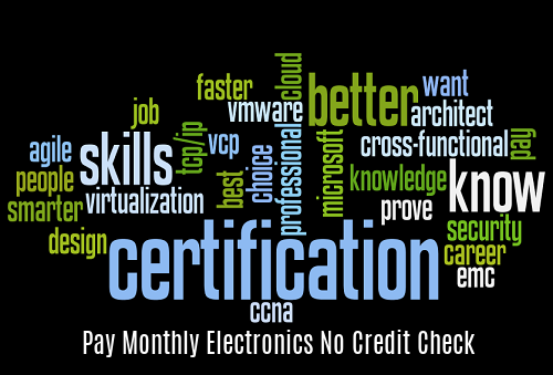 Pay Monthly Electronics No Credit Check