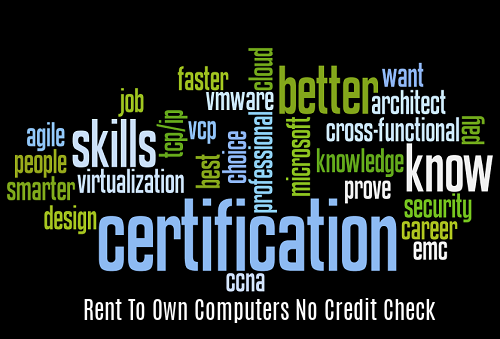 Rent to Own Computers No Credit Check